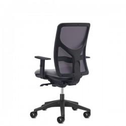 Fauteuil ergonomique Noone Sit, avec soutien lombaire de série