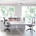 Combinaisons de finitions de la lampe de bureau Luxy T2
