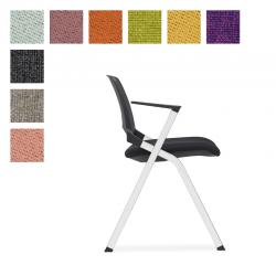 Siège professionnel polyvalent Meet Sit, personnalisable