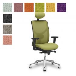 Fauteuil de bureau ergonomique Noone Sit, personnalisable