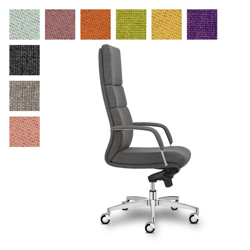Fauteuil ergonomique Direct Sit personnalisable