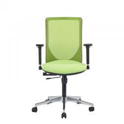 Fauteuil ergonomique Equalizzer Sit, avec accoudoirs 3D