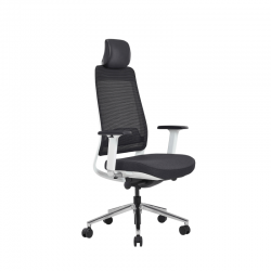 Fauteuil de bureau Bloom Sit, avec accoudoirs 4D