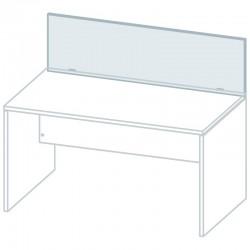 Panneau frontal, à choisir selon la largeur de vos bureaux opérationnels (en option)